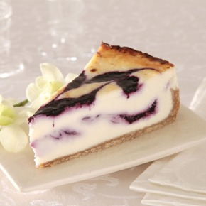 Blueberry White Chocolate Cheese Brulée - (10 Inch) - Frozen