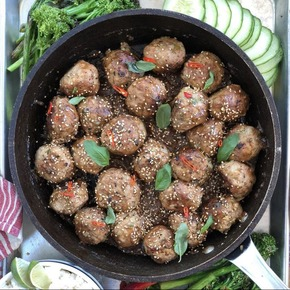 Jones Pork Meat Balls (500g)