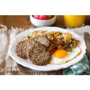 Jones - ALL NATURAL PORK SAUSAGE LINKS - 12P - Fzn